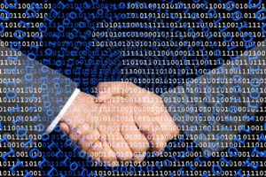 businesses collect and store personal data