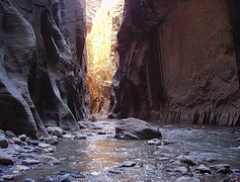 They Call It The Narrows