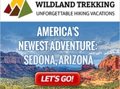 Arizona and Grand Canyon guided hiking tour types include overnight backpacking trips, inn-based outings, and day hikes. Click for more info.