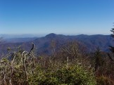 Mt. Pisgah from Cold Mountain