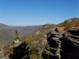 North up gorge