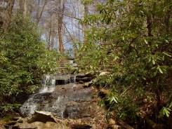 Falls on Slate Rock Creek