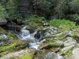Cascade in Linville River