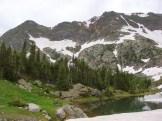 Sawatch pond