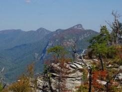 Table Rock massif