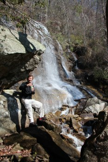 Me at Falls Creek Falls