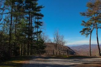 Bearwallow Mountain Road