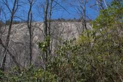 East face Cedar Rock