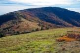 The hike to come - Grassy Ridge