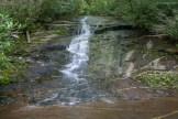 Upper Forney Creek Cascade