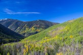 East Vail from the Overlook
