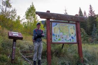 Bighorn trailhead
