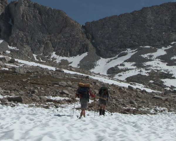 Forrester Pass