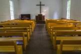 Palmer Chapel sanctuary