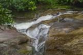 Trailhead rapids