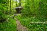 Backcountry shelter