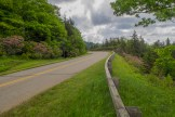 Blue Ridge Parkway mile 357