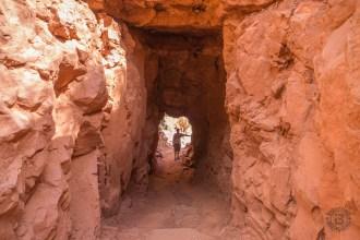 Through Supai Tunnel