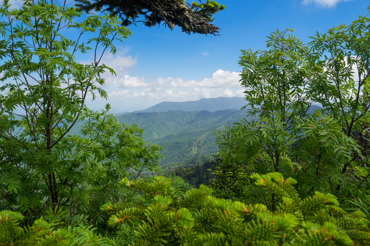 how to get to smoky mountains