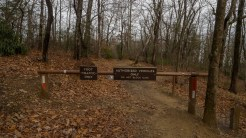 World's Edge trailhead