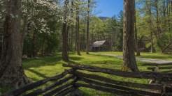 Carter Shields cabin - 1910
