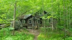 Derelict Elkmont cabin