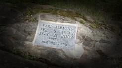 Ammons memorial plaque