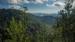 Big East Fork Overlook
