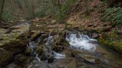 Cascade on Cove Creek