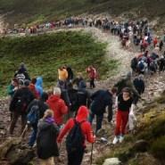 Hiking and biking County Mayo, Ireland's Wild West