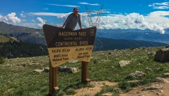 Hangin' out at Hagerman Pass