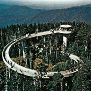 Clingmans Dome Tower Rehabilitation Project Begins