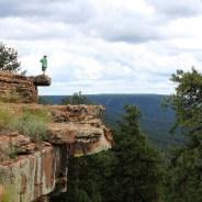 Trail work in Arizona's Rim Country