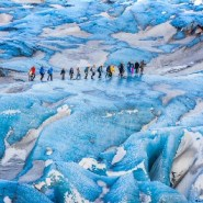 Over The Black Glacier: Trekking Iceland's Sólheimajökull