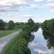 Old Erie Canal Trail hosts seasonal fun