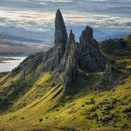 A guide to hiking the Old Man of Storr in Scotland