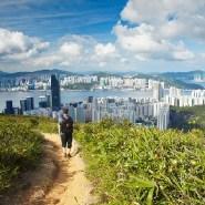 Hong Kong's mountain warriors seek natural therapy through hiking
