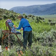 Why Artists are Heading to National Parks and Monuments