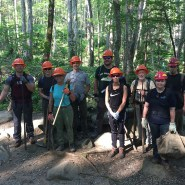 Smokies Park Recruits Trail Volunteers
