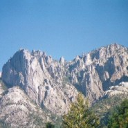 Castle Crags' spectacular little seen world