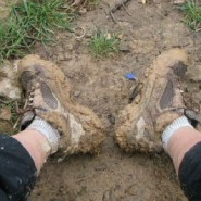 Planning a spring hike? Step carefully when it's muddy so you don't damage trails, habitat