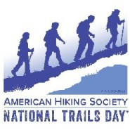 Adopt a hiking trail on National Trails Day 2018