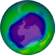 Someone, somewhere, is making a banned chemical that destroys the ozone layer, scientists suspect