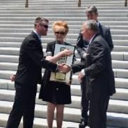 Wildcat Rock Trail Wins National Award