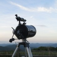 Smokies Park Hosts Stargazing Event at Purchase Knob