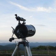 Smokies Park Hosts Stargazing Event at Purchase Knob