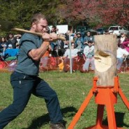 Cradle of Forestry Hosts Forest Festival Day and Woodsmen's Meet October 6