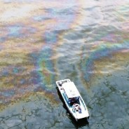 A 14-year-long oil spill in the Gulf of Mexico verges on becoming one of the worst in U.S. history