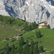 Europe's best wilderness cabins and mountain huts for hikers