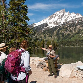 Jenny Lake, the breathtaking centerpiece of Grand Teton National Park, gets a refresh